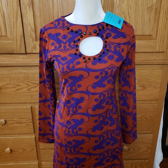 Tracy Negoshian Dresses & Skirts - NWT knee high dress